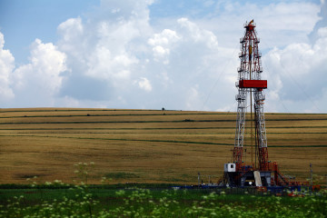 Shale Gas Drilling Rig
