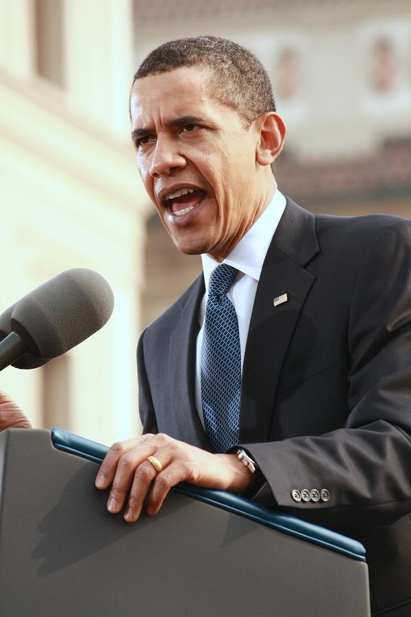 Speech of Barack Obama in Prague.
