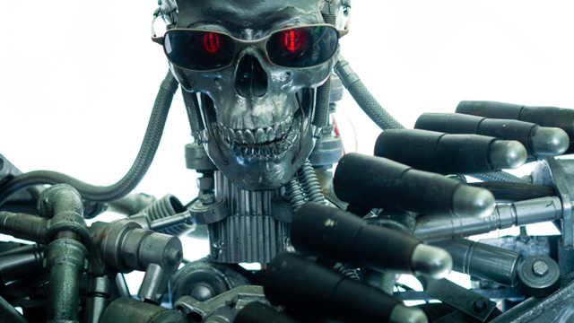 Killer Robots Army About Killer Robots And