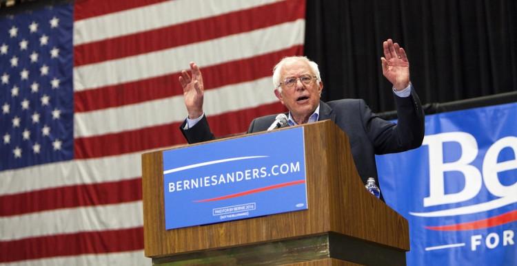 bigstock-Bernie-Sanders-For-President-94916558
