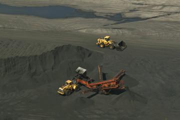 bigstock-Coal-mine-machines-24263177