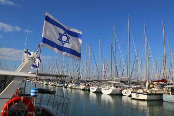 bigstock-Sailing-yachts-in-Herzliya-Mar-78093293