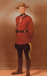 William Bell in Uniform