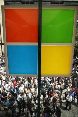 Microsoft Corp.'s First Flagship Store Outside North America Opens In Australia