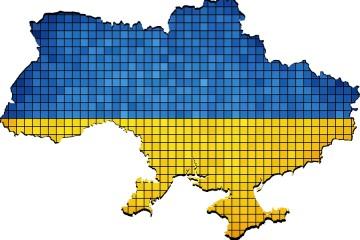 Ukraine map grunge mosaic,  Ukrainian flag map - mosaic,   Ukraine Map,   Ukraine map grunge mosaic,  Flag of Ukraine,  Abstract Mosaic flag of Ukraine,  Grunge mosaic vector