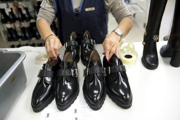 Shoe Manufacturing At Helsar-Industria do Calcado SA