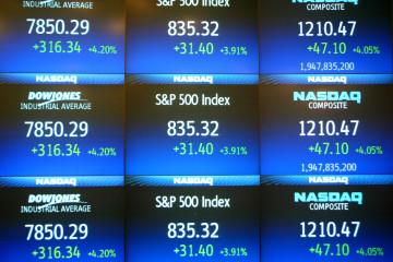 US STOCKS CLOSE FINAL