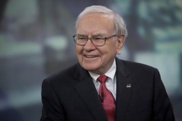 Exclusive Portraits Of Berkshire Hathaway Inc. Chief Executive Officer Warren Buffett