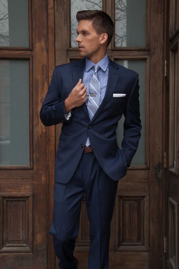 Men of Value Spring 2016 Fashion - Suit