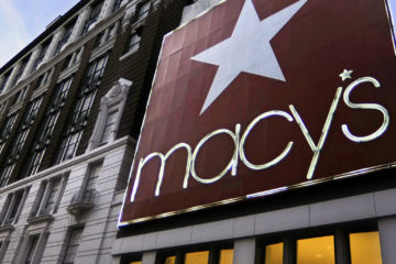 Macy's Department store in New York, U.S., on Monday December 12,  2011.  Photographer: Peter Foley/Bloomberg *** Local Caption ***