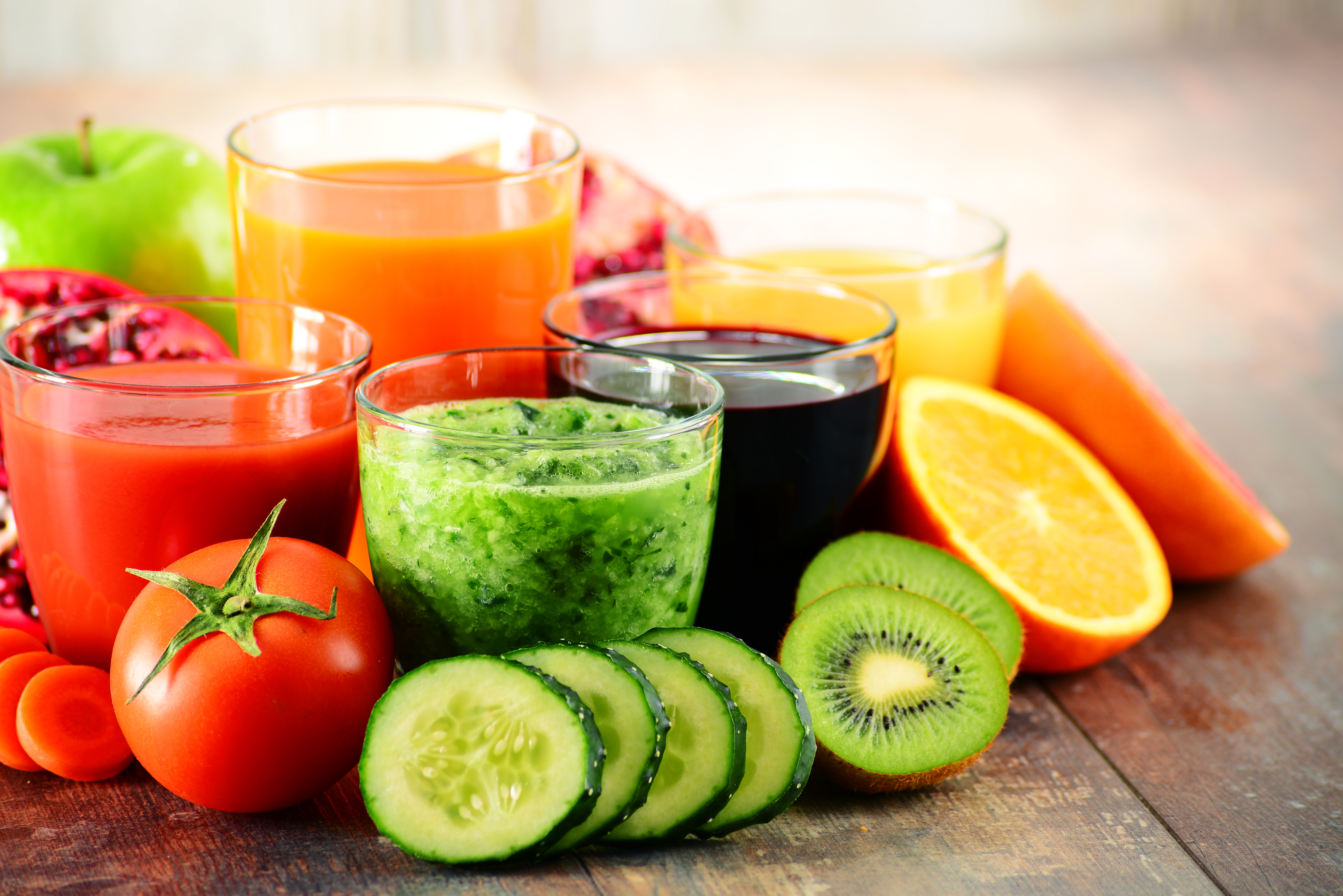 fresh vegetable and fruit juices pdf