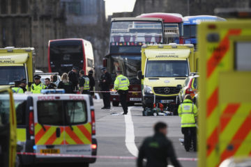 london bombing image