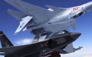 2 fighter jets