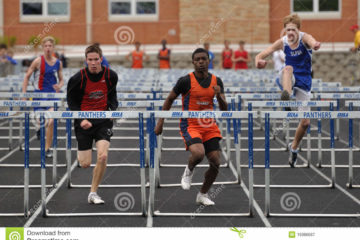 teen-boys-competing-high-school-hurdles-race-19086087